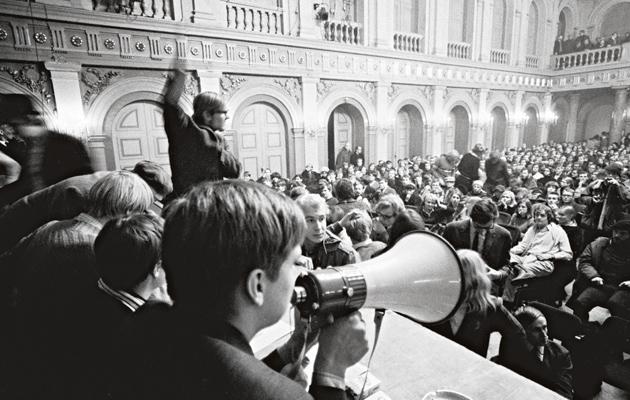 Helsingin yliopiston ylioppilaskunnan 100-vuotisjuhlatilaisuus