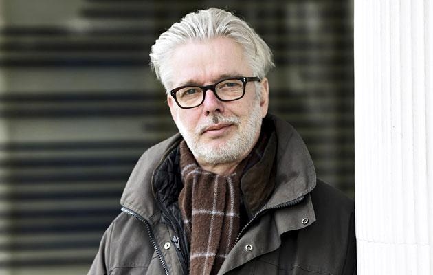 Kapellimestari Jukka-Pekka Saraste