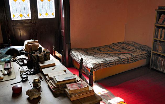 Lev Trotskin työhuone