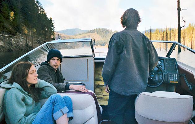 Dakota Fanning ja Jesse Eisenberg