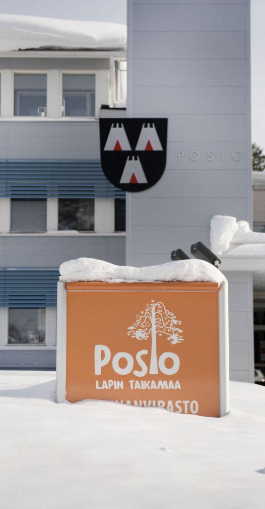 Posio sijaitsee Oulun seudulla.