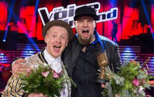 Jerkka Virtanen on suomalainen laulaja, joka voitti The Voice of Finlandin seitsemännen kauden vuonna 2018