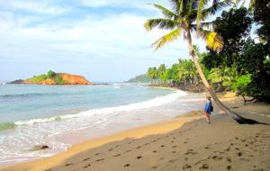 Sri Lanka, ranta