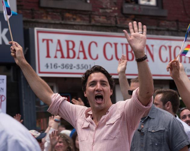 Kanadan pääministeri on lempinimeltään Little Potato.