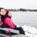 Erityisherkkä Tuula Ronumäki ja hänen miehensä Panu ovat joutuneet opettelemaan, miten toinen ajattelee ja toimii.
