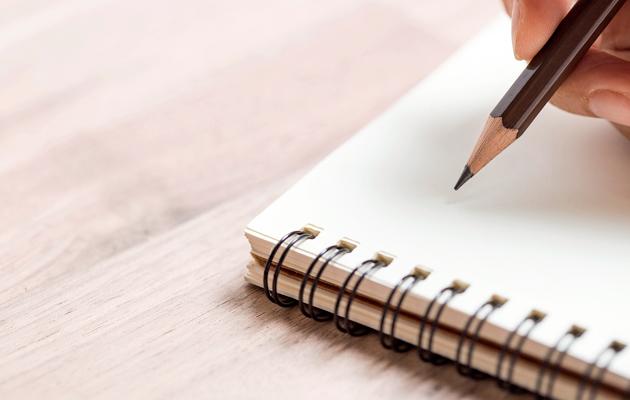 Pidä elämäntapapäiväkirjaa