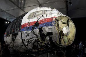 Malaysia Airlinesin lento MH17 ammuttiin alas venäläisellä ohjuksella heinäkuussa 2014.