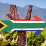 Poikkeuksellinen syntymä tapahtui Etelä-Afrikassa.