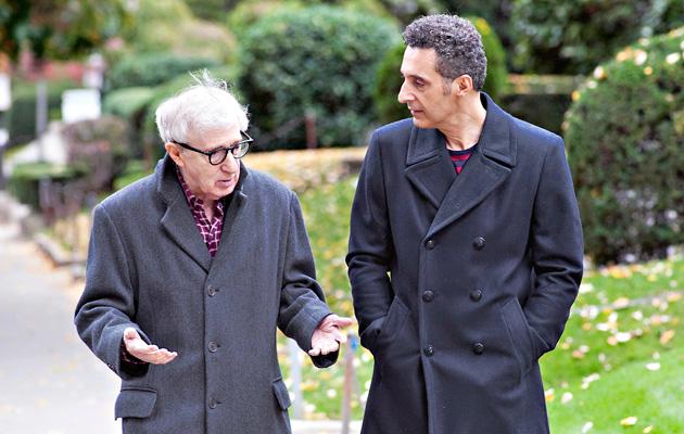 Woody Allen ja John Turturro
