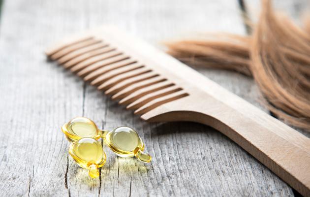 Hiuspohjan hoitaminen