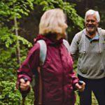 Sauvakävely on hyvää kuntoilua. Askelmittarin avulla siitä tulee entistä tavoitteellisempaa.