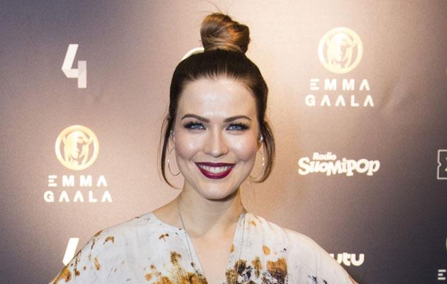 Jenni Vartiainen on voittanut useita Emma-palkintoja