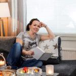 Johanna Liimatainen on iloinen siitä, että infarktin jälkeen myös hänen siskonsa lopetti tupakanpolton.