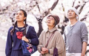 Kirsikkapuiden alla