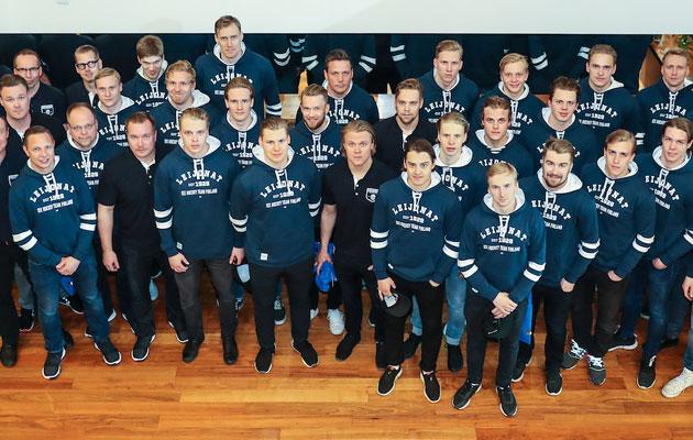 Jääkiekon MM-kisat 2018 pelataan Tanskassa 4. - 20. toukokuuta.