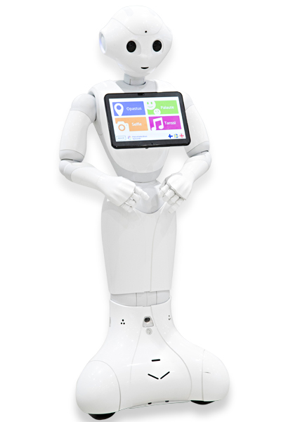 Pepper aloitti työnsä helmikuussa 2018. Humanoidirobotti maksoi noin 55000 euroa. Sen ylläpitoon kuluu joka kuukausi noin tuhat euroa.