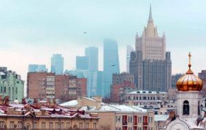 Maisemakuvaa Venäjältä
