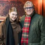"""""""Olen seurannut Ronjan joka askelta teatterimaailmassa, ja olen ylpeä hänestä"""", Mikko Alatalo sanoo."""