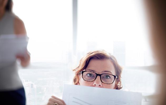 Nainen työelämässä