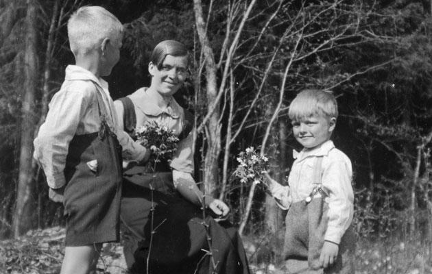 Äitienpäivää on juhlittu Suomessa jo sata vuotta