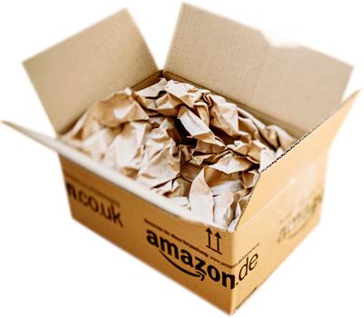 Amazon-paketti