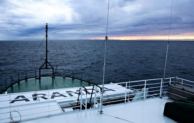 Tutkimusalus Aranda Itämerellä