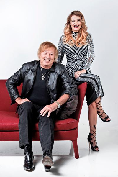 Danny ja Erika Vikman