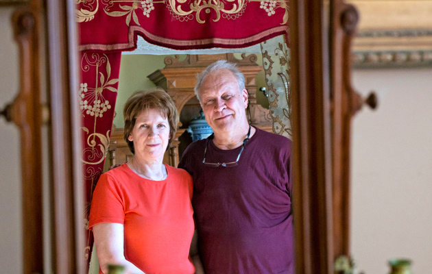 Marja ja Jorma Helenius