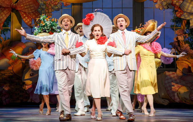 Broadway-musikaali