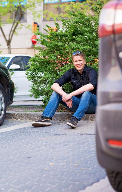 Jaettu auto, Tommi Lehtonen