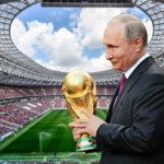 Presidentti Vladimir Putin haluaa MM-kisoilla korostaa vahvaa johtajuuttaan sekä  Venäjän että koko muuan maailman silmissä.