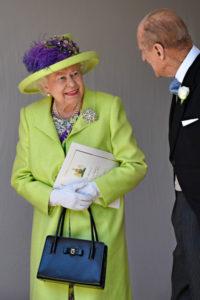 Kuningatar Elisabet ja prinssi Philipin