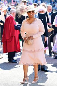 Tv-tähti Oprah Winfrey