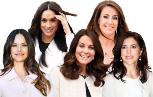 Kuninkaalliset hiukset