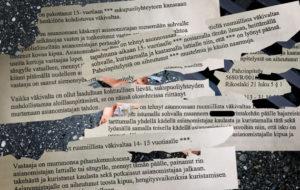 Otteita syyttäjän rangaistusvaatimuksista, jotka johtivat Keski-Suomen käräjäoikeuden antamaan raiskaaja-kuristajalle ehdollisen tuomion.
