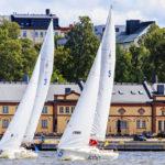 Vaasa on merellinen kaupunki, jonka  kesään kuuluvat erottamattomasti purjeveneet.