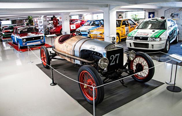 Vaasan auto- ja moottorimuseo