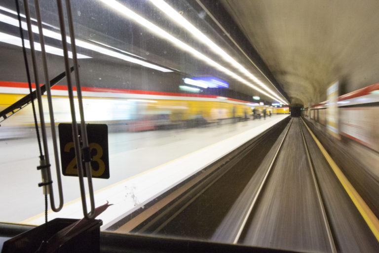 Metron äänen tunnistavat kaikki helsinkiläiset ja yhä useampi espoolainen.