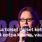 Milla Ollikainen.