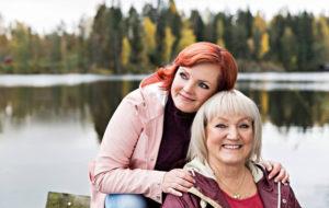 Nina ja Irma Tapio