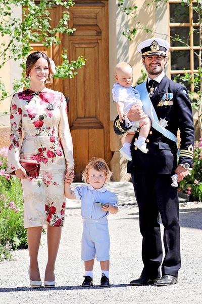 Prinssi Carl Philip ja prinsessa Sofia