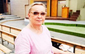 Kirjailija Raija Oranen