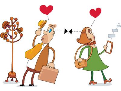 Rakkautta ensi silmäyksellä