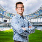 Riku Salminen toivoo, että Belgia etenisi MM-turnauksessa pitkälle.
