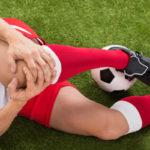 Polven ja nilkan vammat ovat yleisimpiä urheiluvammoja.