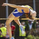 Ella Junnila on noussut vauhdilla kohti naisten korkeushypyn Euroopan kärkeä.