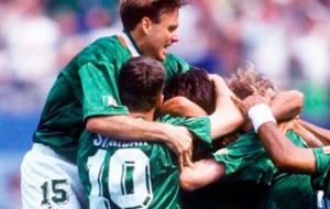 Irlannin jalkapallomaajoukkue
