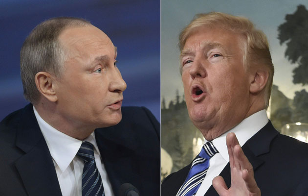 US President Donald Trump and his Russian counterpart Vladimir Putin will hold a summit in the Finnish capital, Helsinki, on 16 July.