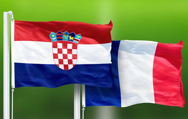 Kroatia kohtaa Ranskan jalkapallon MM-kisoissa Venäjällä, jolloin maailmanmestaruus ratkeaa.