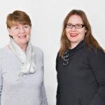 Milla Ollikainen tapasi Fiona Bartonin tämän vieraillessa keväällä Suomessa.